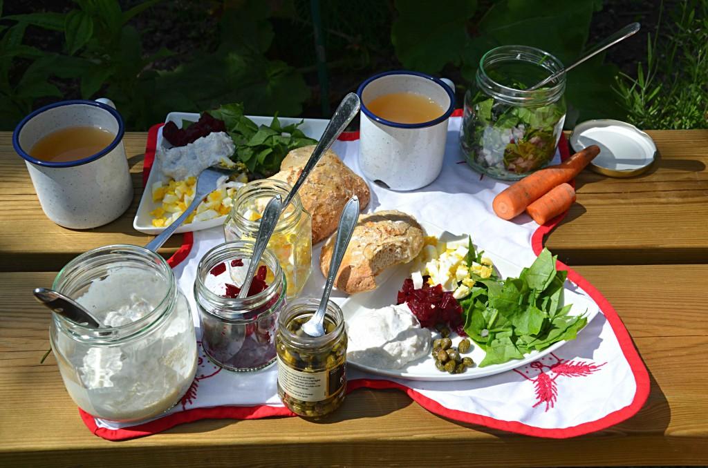 Miljösmart picknick