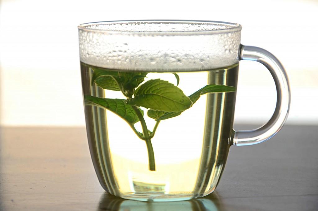Göra eget te