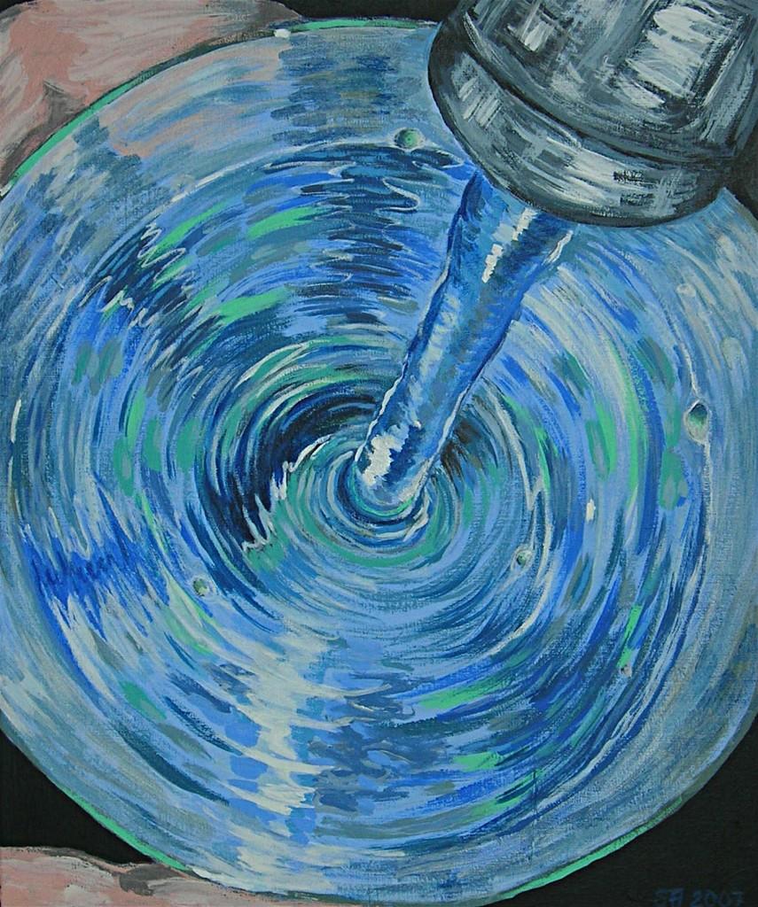 Spara pa vatten