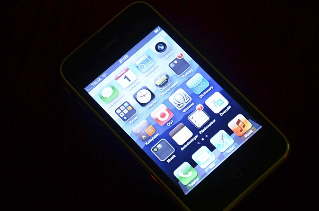 Mobiltelefoner och etik