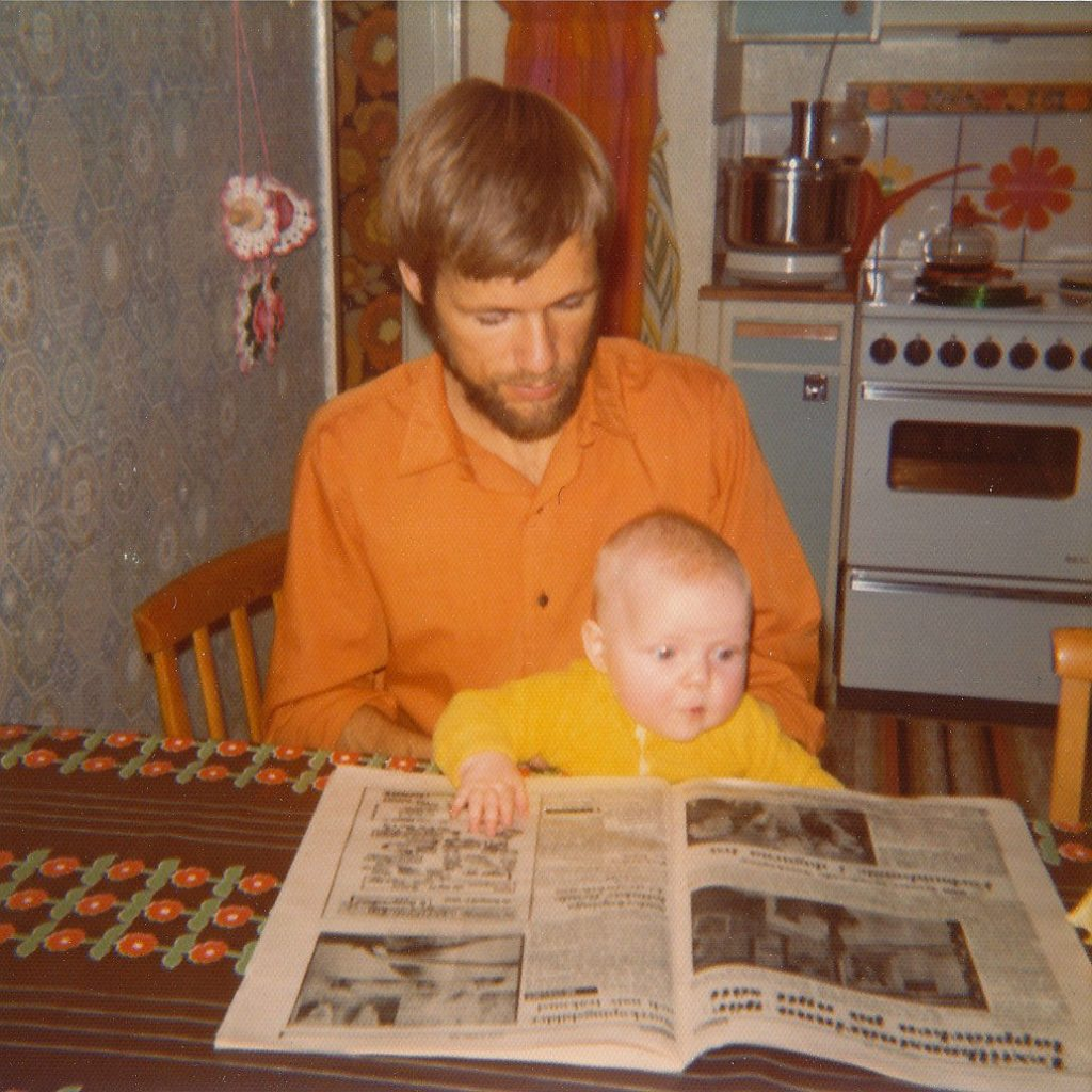 Lära av far