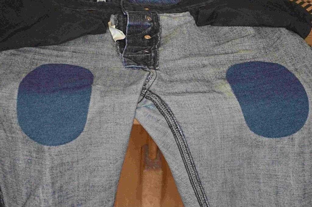 Laglappar till jeans