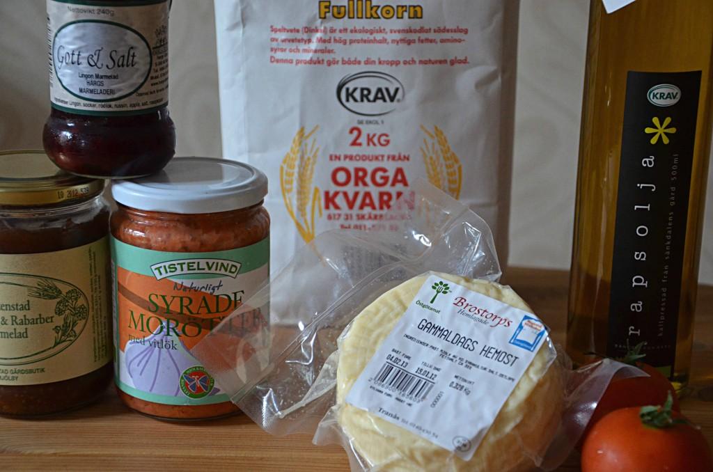 Upptäck regional matkultur
