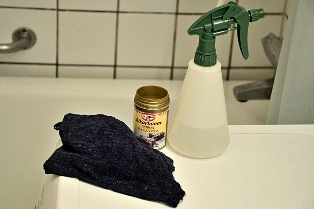 En gammal handduk - återbruka tyg