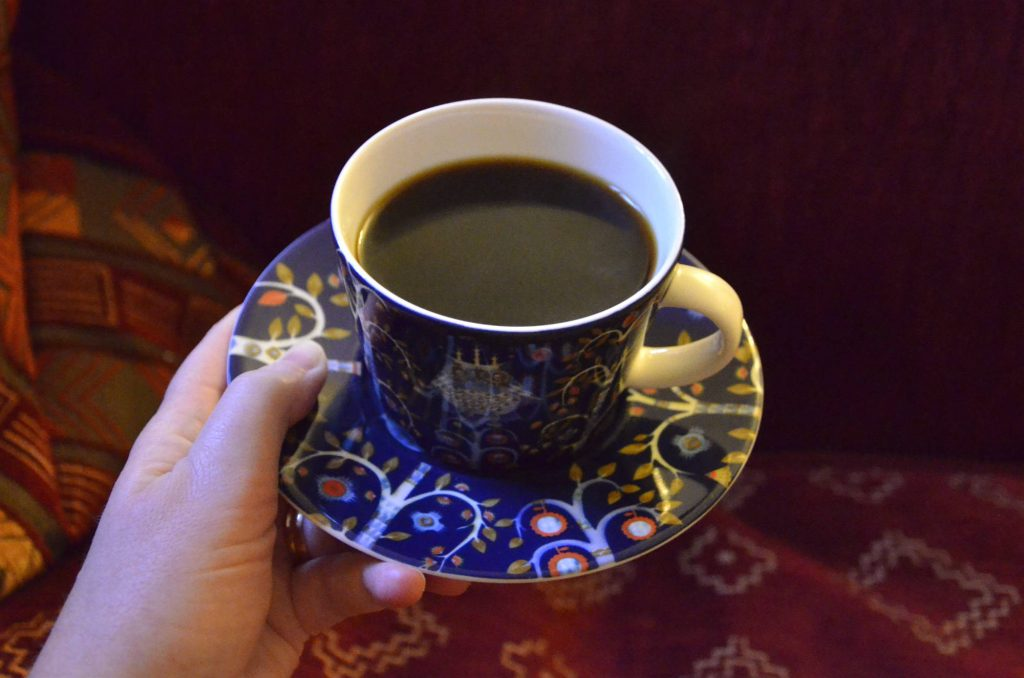 Kaffe och etiska frågor