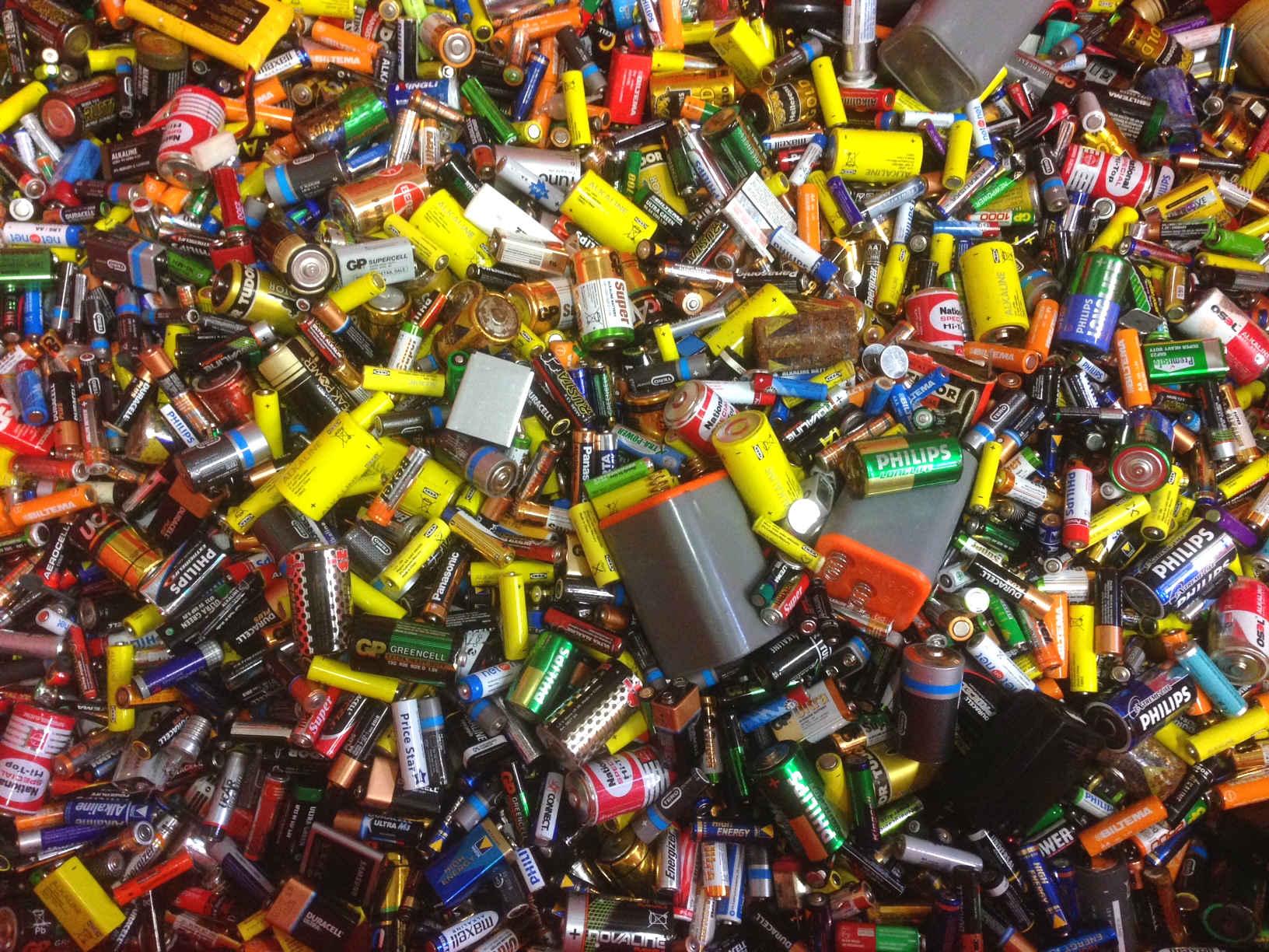 exempel på tungmetaller