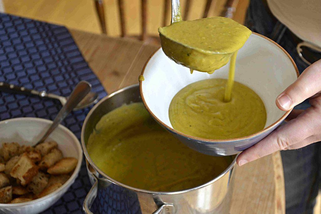 Mustig soppa till höstdagjämningen